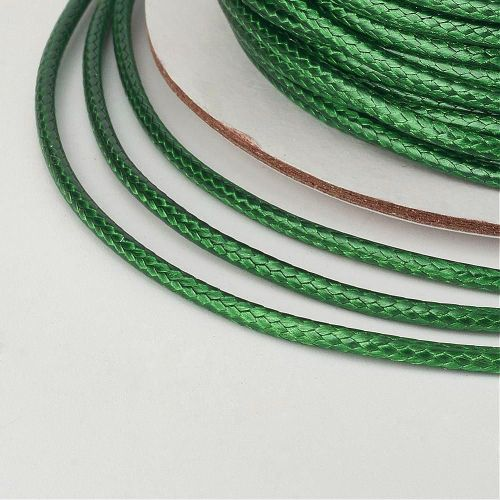 Green Waxed Thread