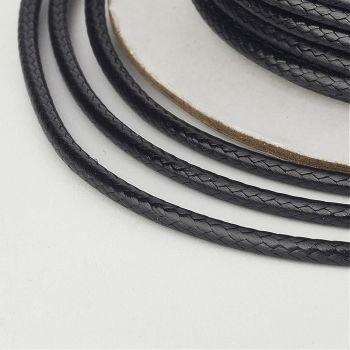 Waxed Thread Black