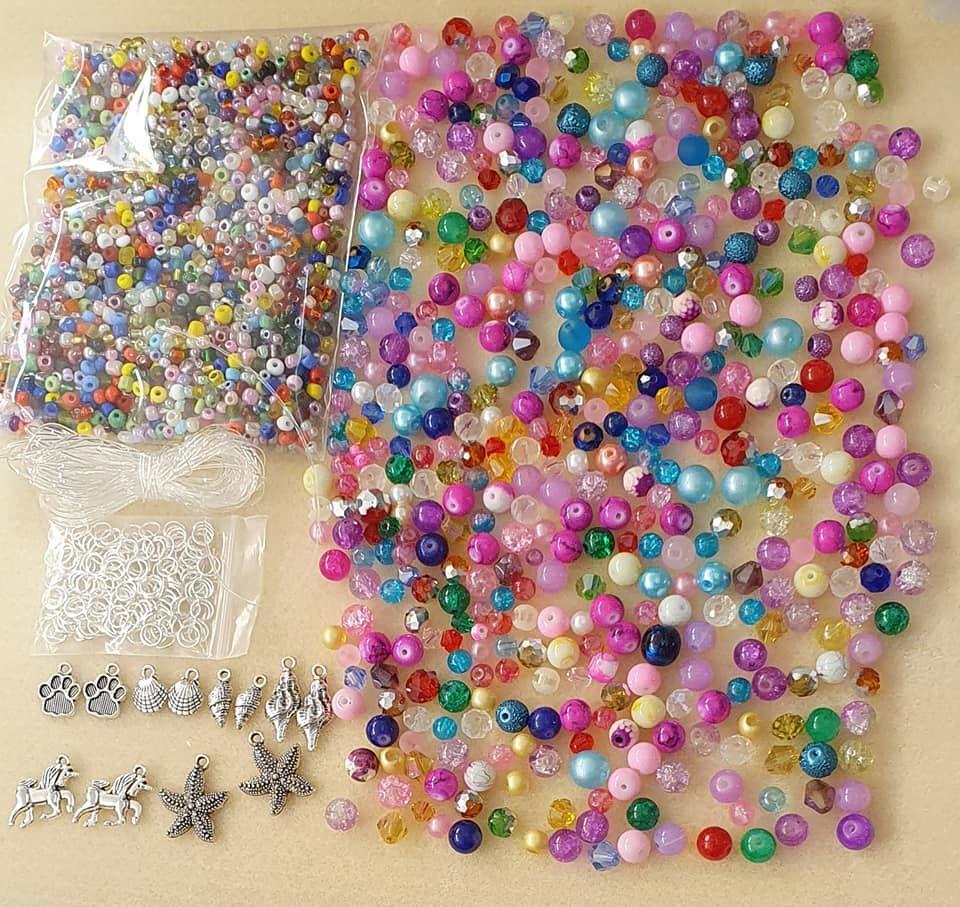 Bertie's Beads Lockdown Kits