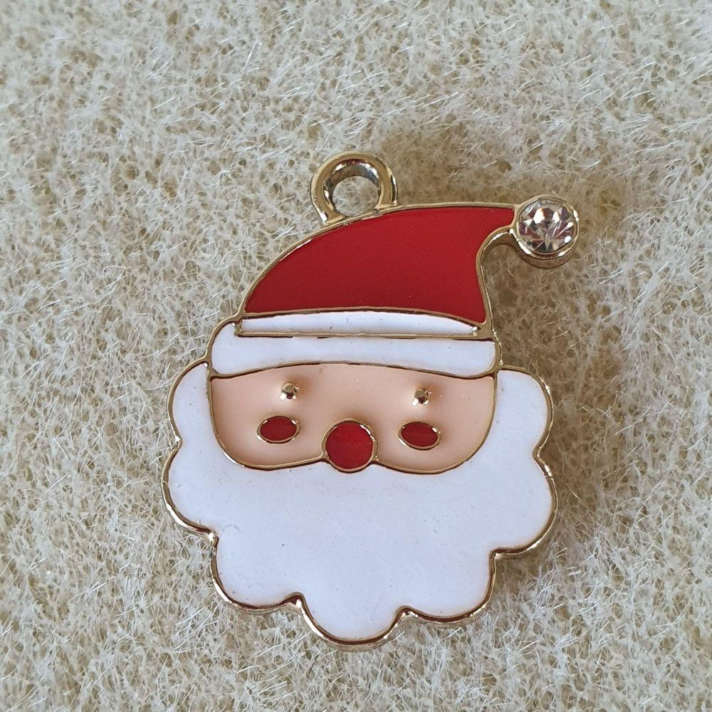 Father Christmas Pendant