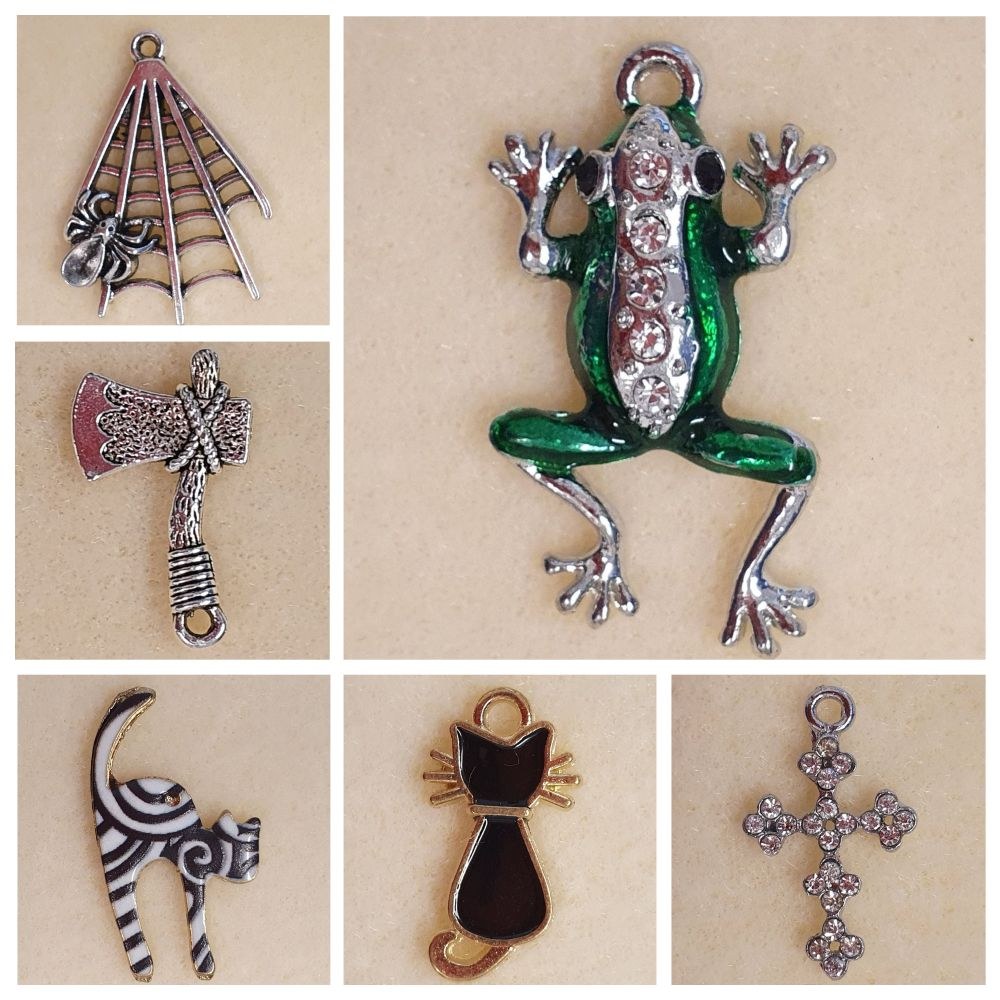 A Great Halloween Selection at Bertie's Beads