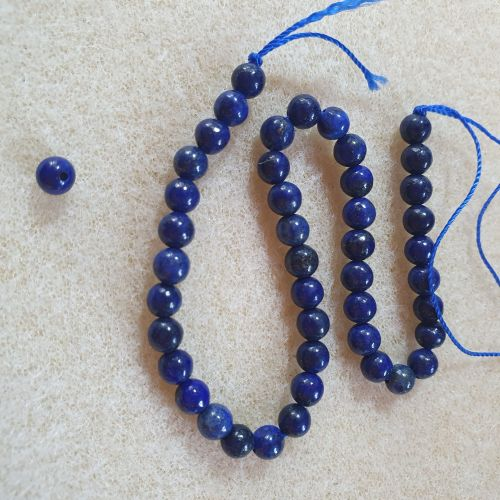 Lapis Lazuli 4mm Bead