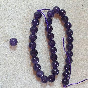 Amethyst Beads 6mm