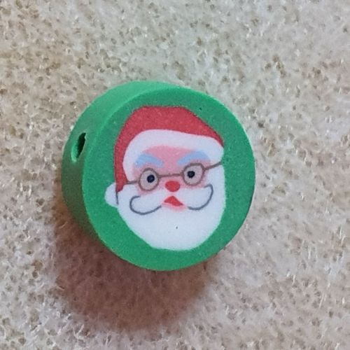 Father Christmas Bead