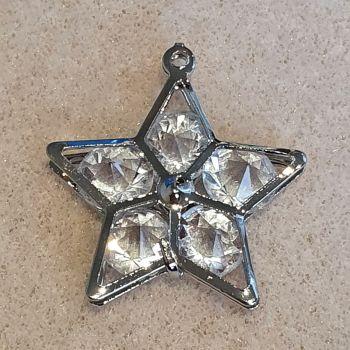 Star Rhinestone Pendant