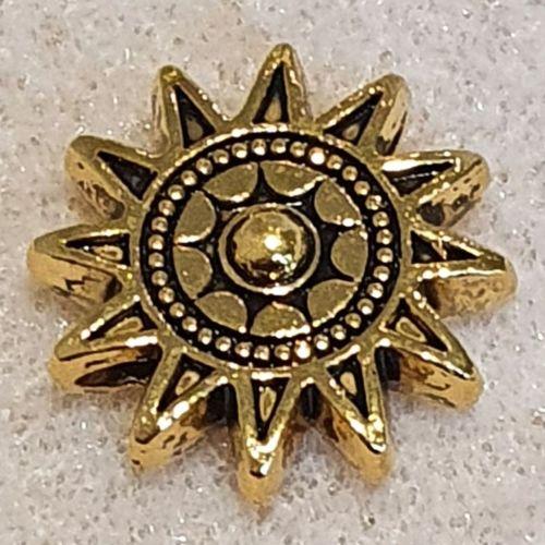 Golden Sun Bead