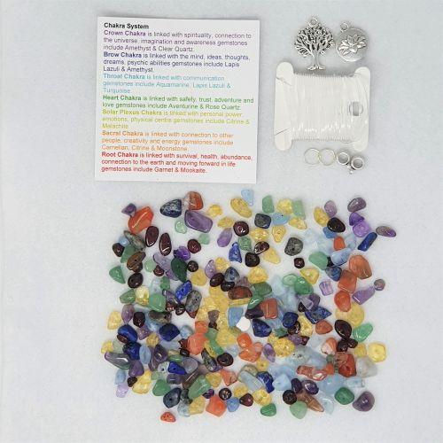 Chakra Chips Bracelet Kit