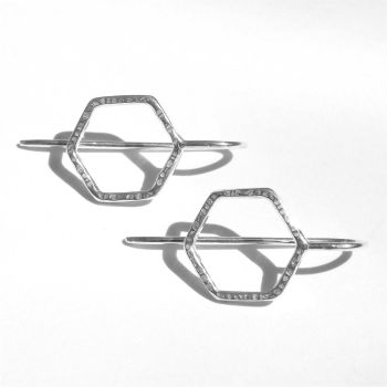 Medium Hexagon hooks - static