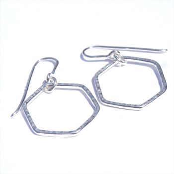 Large Hexagon hooks - flexible