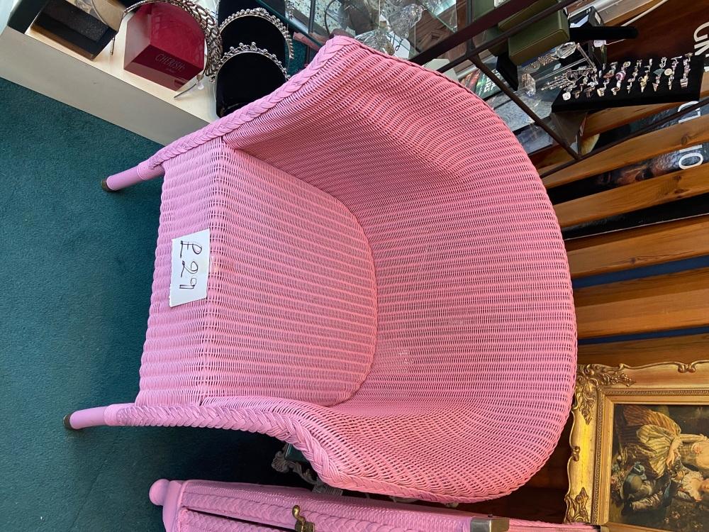 Lloyd's loom chair