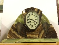 Clocks - Art Deco and others.