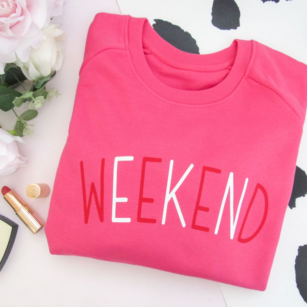 <!-- 001 --> Weekend Women's Organic Sweatshirt Jumper
