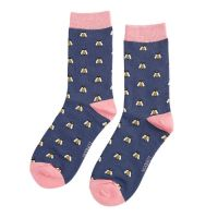 <!-- 005 -->Cute Pair Of BEE Socks...Make A Gorgeous Christmas Gift