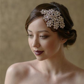 Rozetta Bridal Headdress