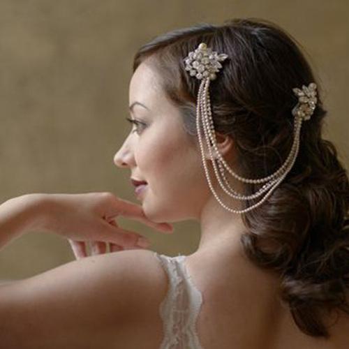 Petra Bridal Headdress