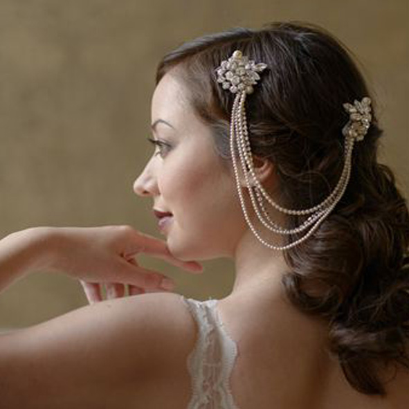 Petra Bridal Headdress