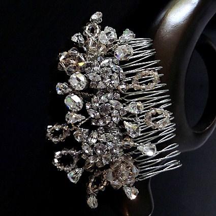 Astor Bridal Hair Comb