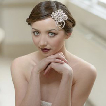 Nelda Art Deco Headband