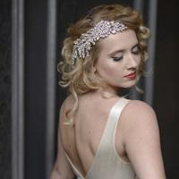 Elinor Bridal Hair Vine