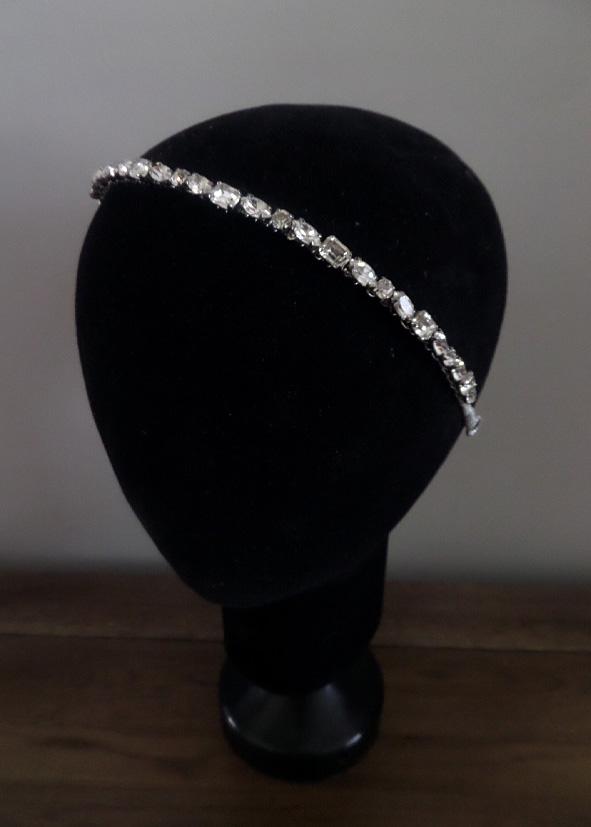 Jo Barnes crystal headband