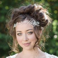 Azhara Bridal Hair Vine