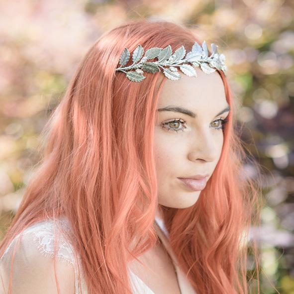 Mimosa Bridal Headband
