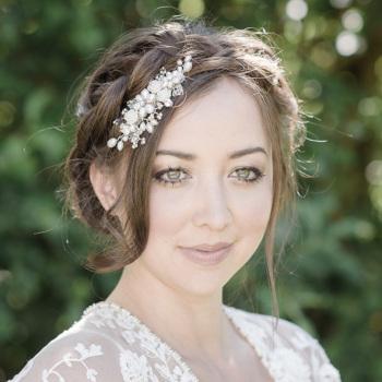 Nitzana Bridal Hair Comb