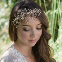 Primrose Bridal Headband