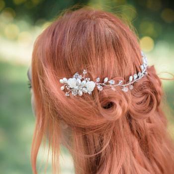 Quinny Bridal Headdress