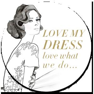 love my dress logo featured badge
