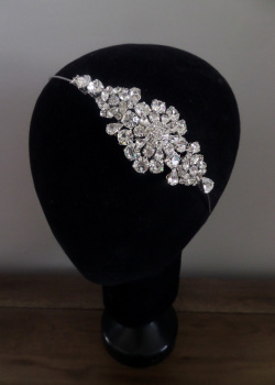 Isabella Side Headpiece