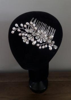 Lily Bridal Hair Comb