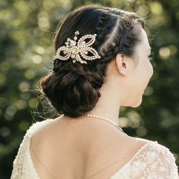 Mae Bridal Comb