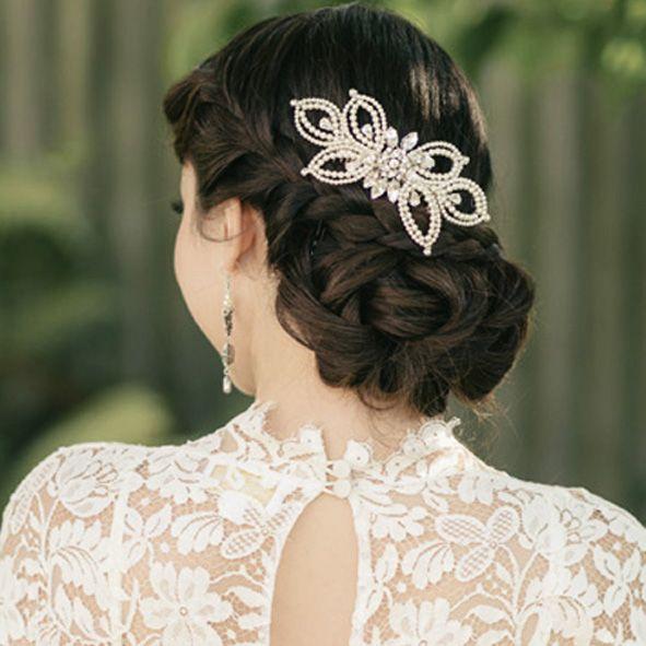 Erma Bridal Comb