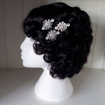 Cora Bridal Hair Pins