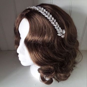 Mary Vintage Bridal Hair Vine