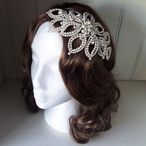 Effie Wedding Headband