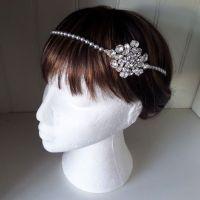 Cora Bridal Hair Vine