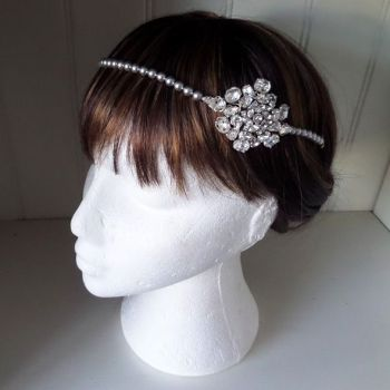 Cora Bridal Hair Vine