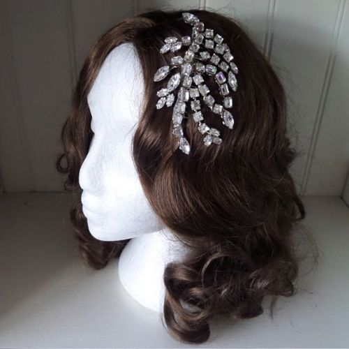 Margie Bridal Comb