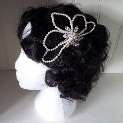 Lucille Bridal Hair Comb