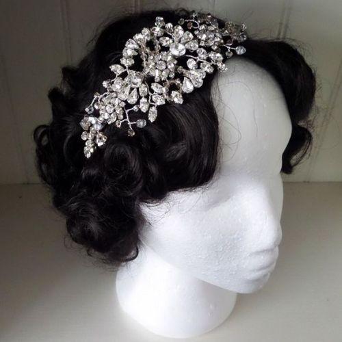 Garland Bridal Headpiece