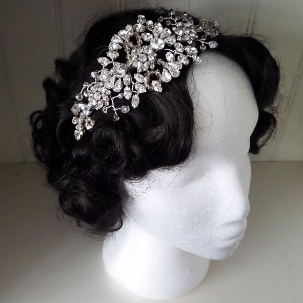 Garland Bridal Headpiece