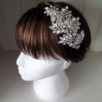Etta Bridal Headdress