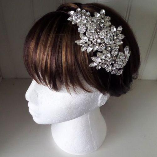 Etta Bridal Headdress