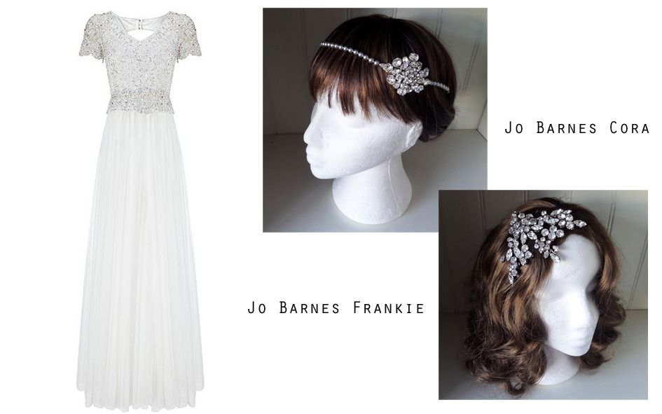 Phase Eight Evangeline wedding dress