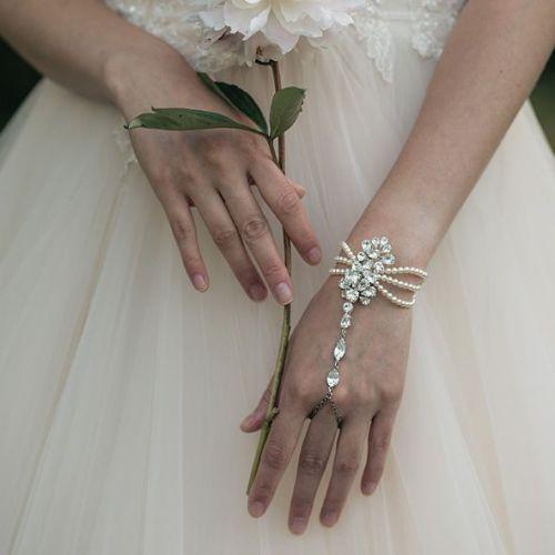 Vivienne Ring Bracelet