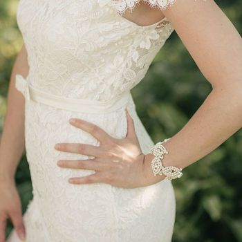 Evelyn Bridal Cuff