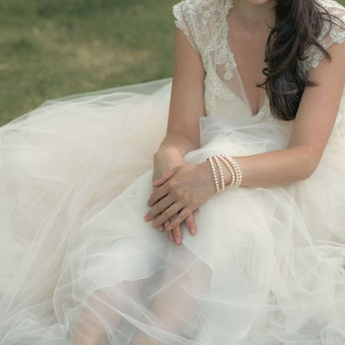 Anaya Pearl Bracelet
