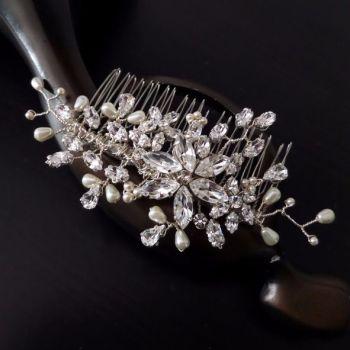 Lela Bridal Hair Comb